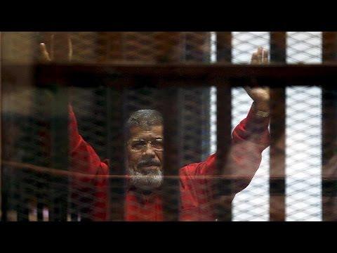 Egypte : la prison à vie pour l'ancien Président Morsi