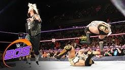 Enzo Amore and Ariya Daivari attack Kalisto: WWE 205 Live, Oct. 10, 2017