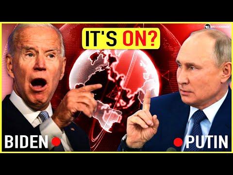 BREAKING: Putin Challenges Biden