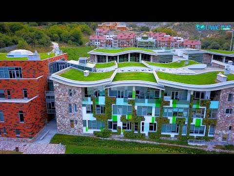 All U CAN SEE!!! UWC Dilijan Drone View🚁