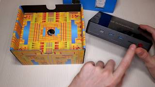 Mini PC Приставка на 2 ТЕРАБАЙТА РАСШИРЕНИЕМ Alfawise T1 ПРЕВРАТИТЬ МОНИТОР В МОНОБЛОК