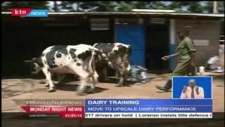 NEXT FRONTIER: Farmers sharpen skills in Dairy farming at a Kiambu farm