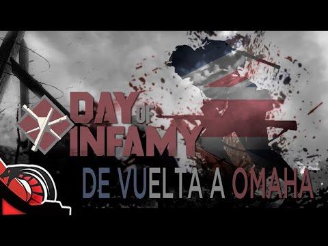 DE VUELTA A OMAHA | Day Of Infamy - Alpha Report - WW2