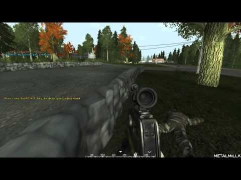 Project Reality Infantry Teamwork Gameplay/Oynayış [AP] Clan #63