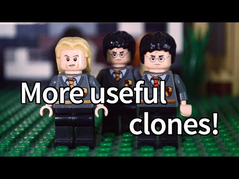 Making forked clones more useful with exec()!