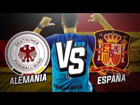 Alemania vs España (1-1) | Amistoso de Preparación Rusia 2018 | Post-Partido