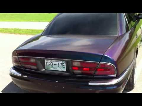 99 buick park ave with chamilion paint youtube. Black Bedroom Furniture Sets. Home Design Ideas