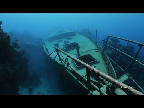 Discovering Log Book in Old Shipwreck | Over the Horizon