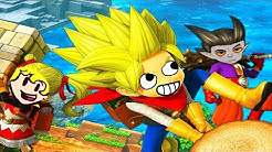 Let's Stream Dragon Quest Builders 2: Multiplayer! Session #1: Honestly One Of The Best DQs