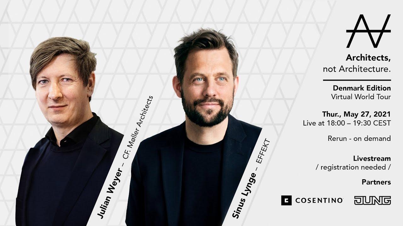 Download Livestream | AnA | Denmark Edition - Julian Weyer  & Sinus Lynge