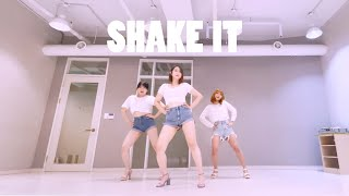 SISTAR(씨스타) - SHAKE IT  | 거울모드 MIRROR MODE