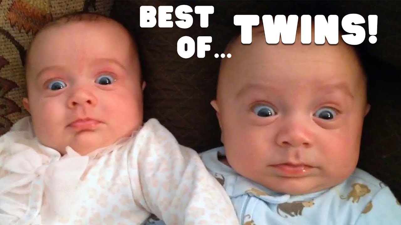 Funniest Twin Babies Never Fail To Make Us Laugh Best Of Twin Babies