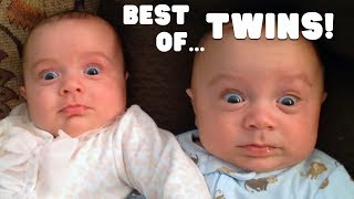 Funniest TWIN BABIES Never Fail To Make Us Laugh - Best of TWIN BABIES! thumbnail