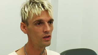 Why Is Aaron Carter So Skinny?