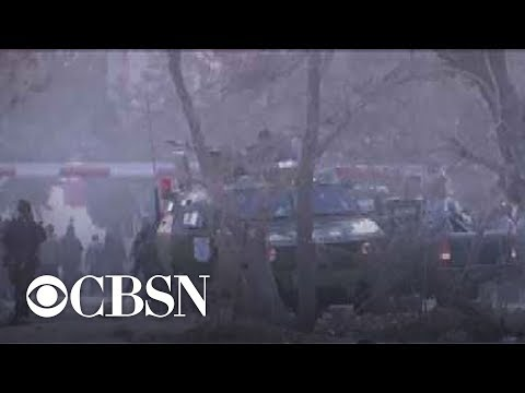 Dozens killed in militant siege in Kabul, Afghanistan