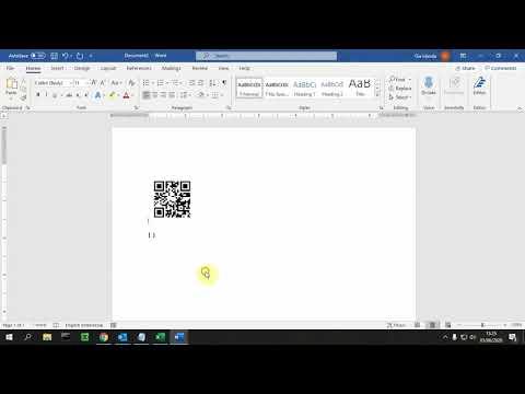 Cara Membuat Barcode di Excel.
