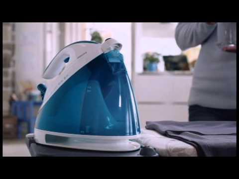 Утюг с парогенератором Philips PerfectCare Viva - Очистка от накипи