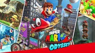 ????ODBLOKOWUJEMY NOWY ŚWIAT?! - Super Mario Odyssey [LIVE] - Na żywo
