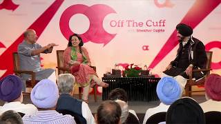 OTC Full EP Navjot Sidhu: I was the first person who Imran Khan met when he came for the swearing-in