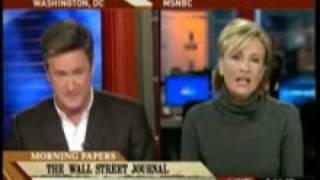 Rethug Joe Scarborough Drops The F Bomb On Air (Yeah, Fuck You, Joe!)