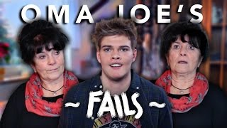 OMA JOE'S SCHAUSPIEL FAILS | Joey's Jungle