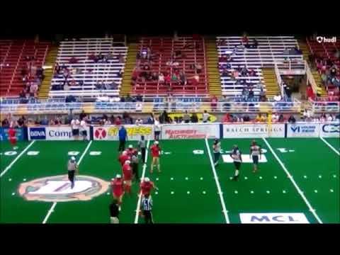 Antonio Penn - Arena Football Snippet (Texas Revolution)