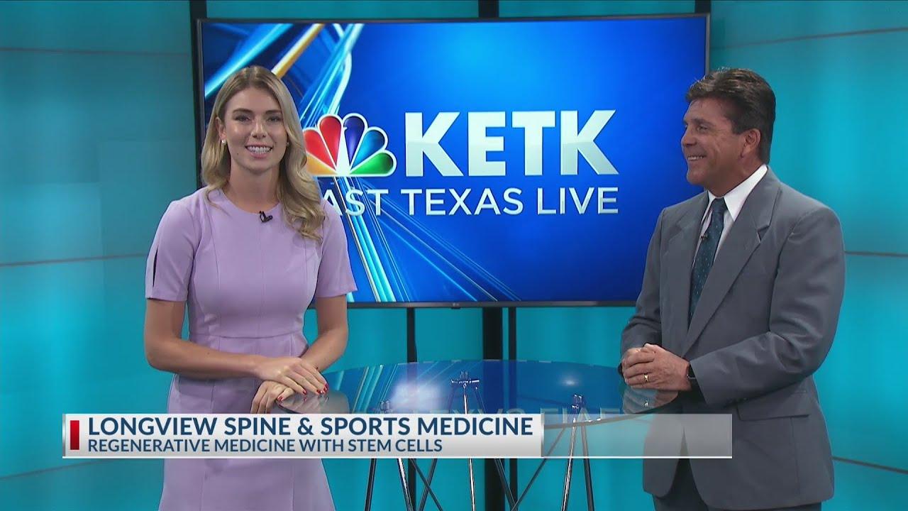 Longview Spine Sports Medicine Regenerative Medicine With Stem Cells Youtube