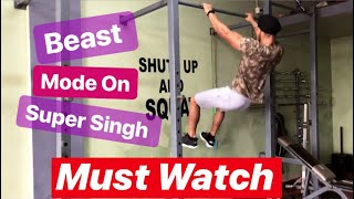 "WOD ""Angie""  Super Singh Best Record 14:39"