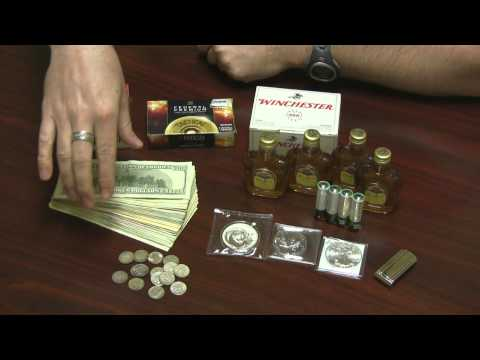 Bug Out Bag Bartering Philosophy and Items List for SHTF B.o.b. Kit