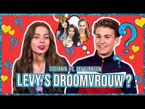 LEVY JANSEN & STEFANIA over hun LIEFDE + GIVEAWAY (BOYS VS. GIRLS)