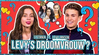 LEVY JANSEN & STEFANIA over hun LIEFDE + GIVEAWAY (BOYS VS. GIRLS)