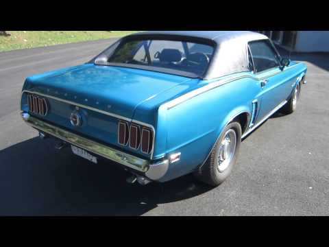 1969 ford mustang grande coupe for sale - 1969 Ford Mustang Coupe