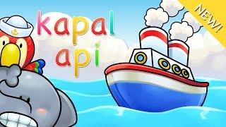 Lagu Anak Indonesia | Kapal Api