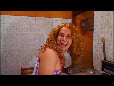 Cuando Un Mal Hijo Ataca A Su Mama / Familia Troncha / fredy Martinez