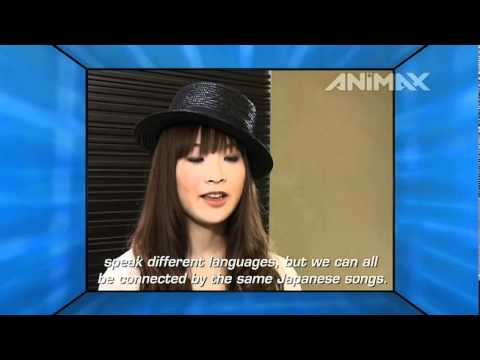 Exclusive interview with Japanese pop artist May'n