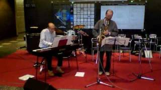 04 Theme For Jobim [Yushi Miyano(as), Kiichi Futamura(p)]
