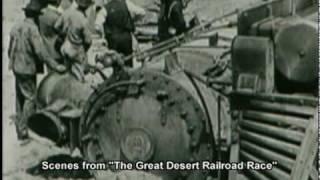 The Great Desert Railroad Race