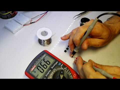 видео: samsung ps43d450a2w - не включается , ремонт.