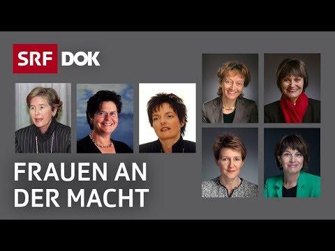 Die 7 Bundesrätinnen der Schweiz | Frauen in der Politik | Doku | SRF DOK