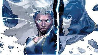 Omega/Beyond Omega Level: Storm