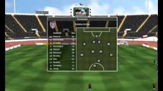 FIFA 09 PC Gameplay Español