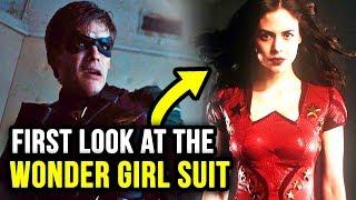 Titans Stylist Did an OOPSIE.. Wonder Girl Suit LEAKED!