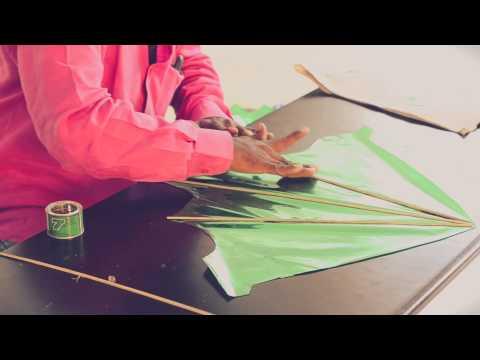 Kites: Making of Fancy Kite