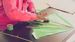 Kites: Making of Fancy Kite