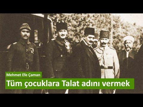 Tüm çocuklara Talat Adını Vermek [Mehmet Efe Çaman - 8 Kasım 2019]