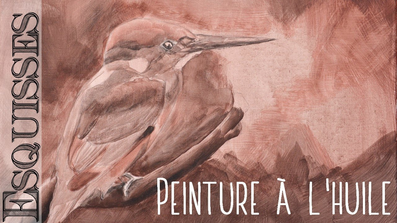 Peinture A L Huile Techniques D Esquisses