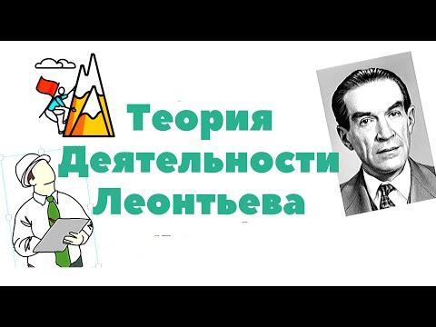 Теория деятельности Леонтьева (Часть 1). Отечественная психология.