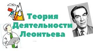 Теория деятельности Леонтьева (Часть 1).