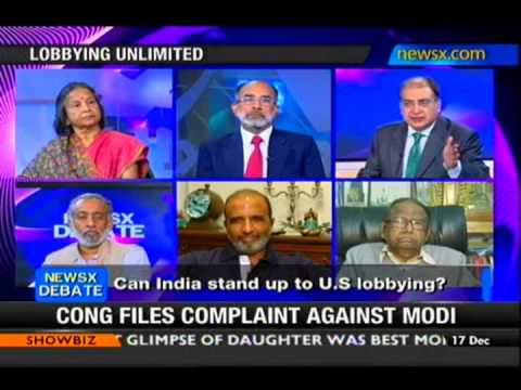 NewsX@9: The world of Lobbyists