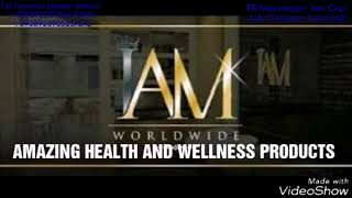 IAM Worldwide AMAZING HEALTH AND WELLNESS PRODUCTS